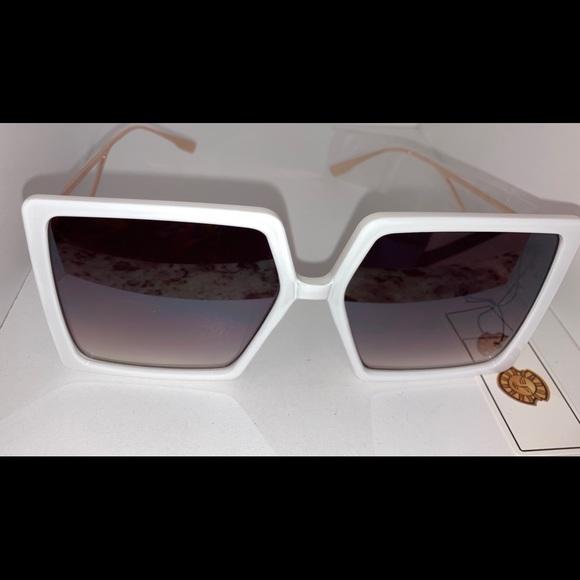 Big Square Sunglasses